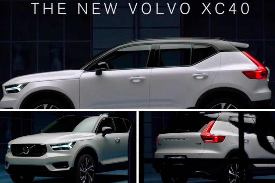 volvo xc40 2017 premi res photos et infos sur le petit fr re du xc60 photo 6 l 39 argus. Black Bedroom Furniture Sets. Home Design Ideas