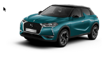 DS3 Crossback So chic ambiance Bastille