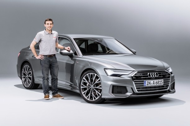 audi a6 2018 infos et avis sur la nouvelle a6 berline l 39 argus. Black Bedroom Furniture Sets. Home Design Ideas