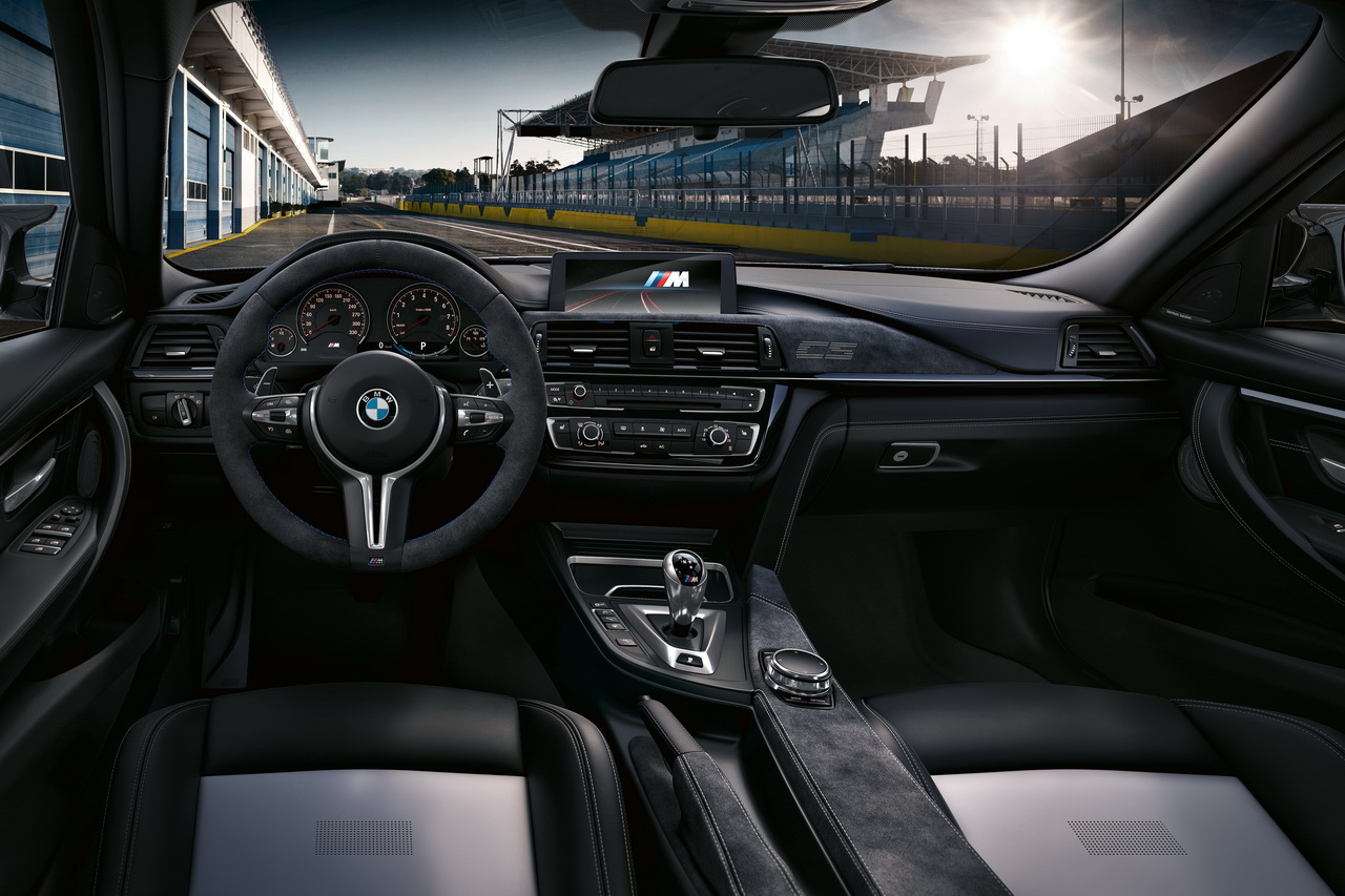 bmw m3 cs 2018 infos prix puissance tout sur la m3 113 600 photo 3 l 39 argus. Black Bedroom Furniture Sets. Home Design Ideas