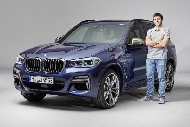 bmw x3 2017 infos photos et premier avis sur le nouveau x3 l 39 argus. Black Bedroom Furniture Sets. Home Design Ideas
