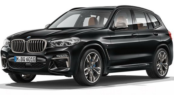 bmw x3 2017 les premi res photos officielles ont fuit photo 5 l 39 argus. Black Bedroom Furniture Sets. Home Design Ideas