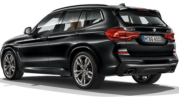 bmw x3 2017 les premi res photos officielles ont fuit. Black Bedroom Furniture Sets. Home Design Ideas