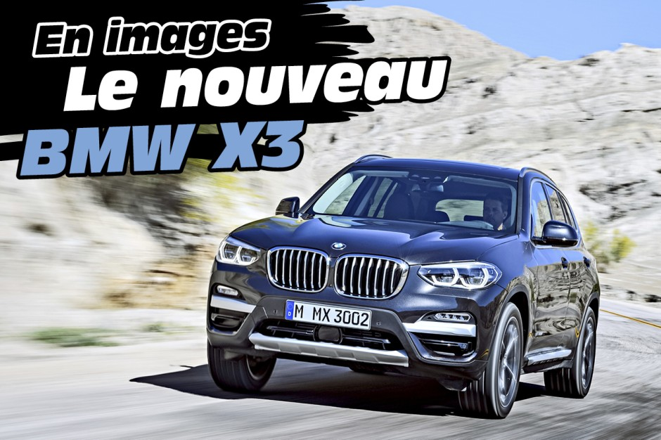 le nouveau bmw x3 en 24 photos photo 1 l 39 argus. Black Bedroom Furniture Sets. Home Design Ideas