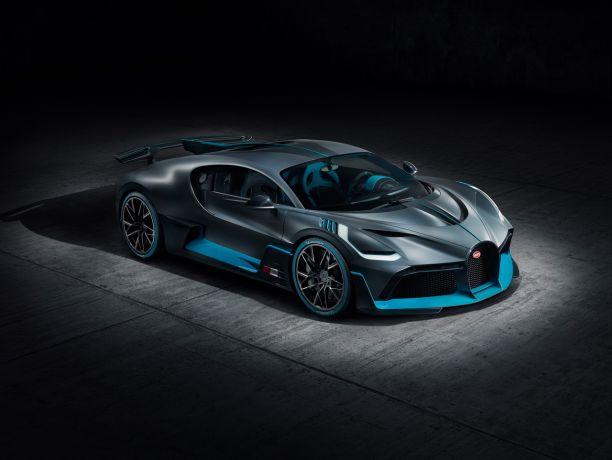 Bugatti Divo Pour Les Blas 233 S De La Chiron L Argus