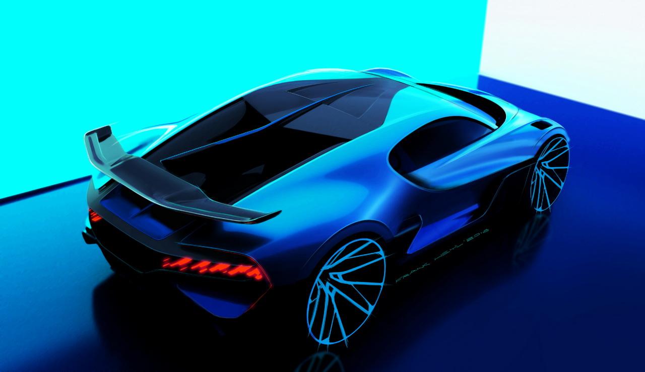 Bugatti Divo : pour les blasés de la Chiron ! - Photo #29 - L'argus