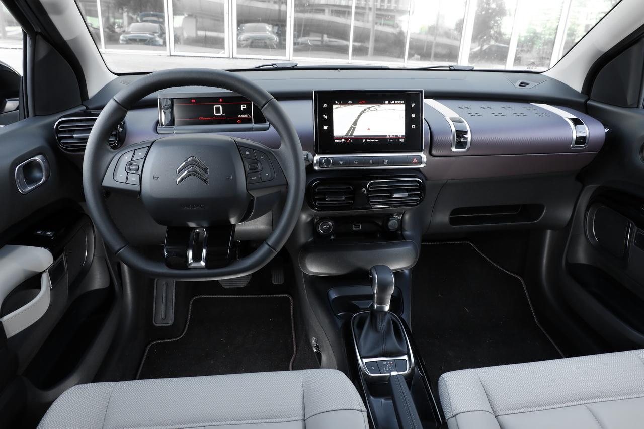 Range Rover A Vendre >> Citroën C4 Cactus vs Peugeot 308 : premier match statique en vidéo - Photo #10 - L'argus