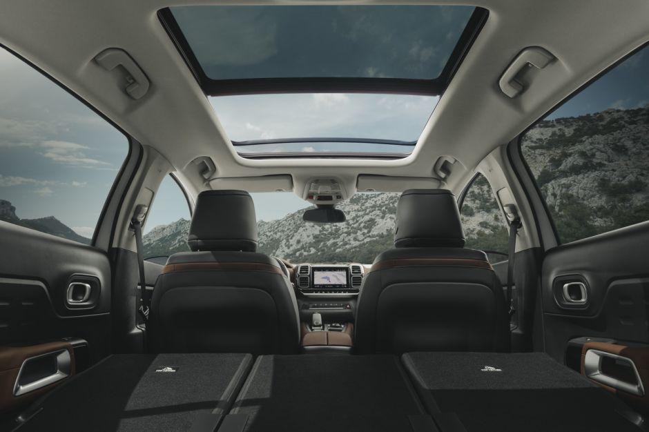 Citroën C5 Aircross 2018 : infos et photos du nouveau SUV ...