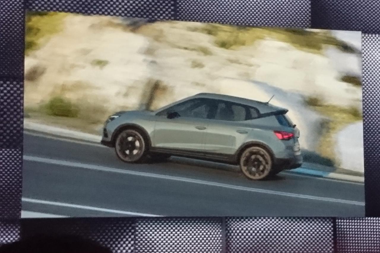Cupra Ateca 2018 Infos Et Photos Du Seat Ateca De 300 Ch
