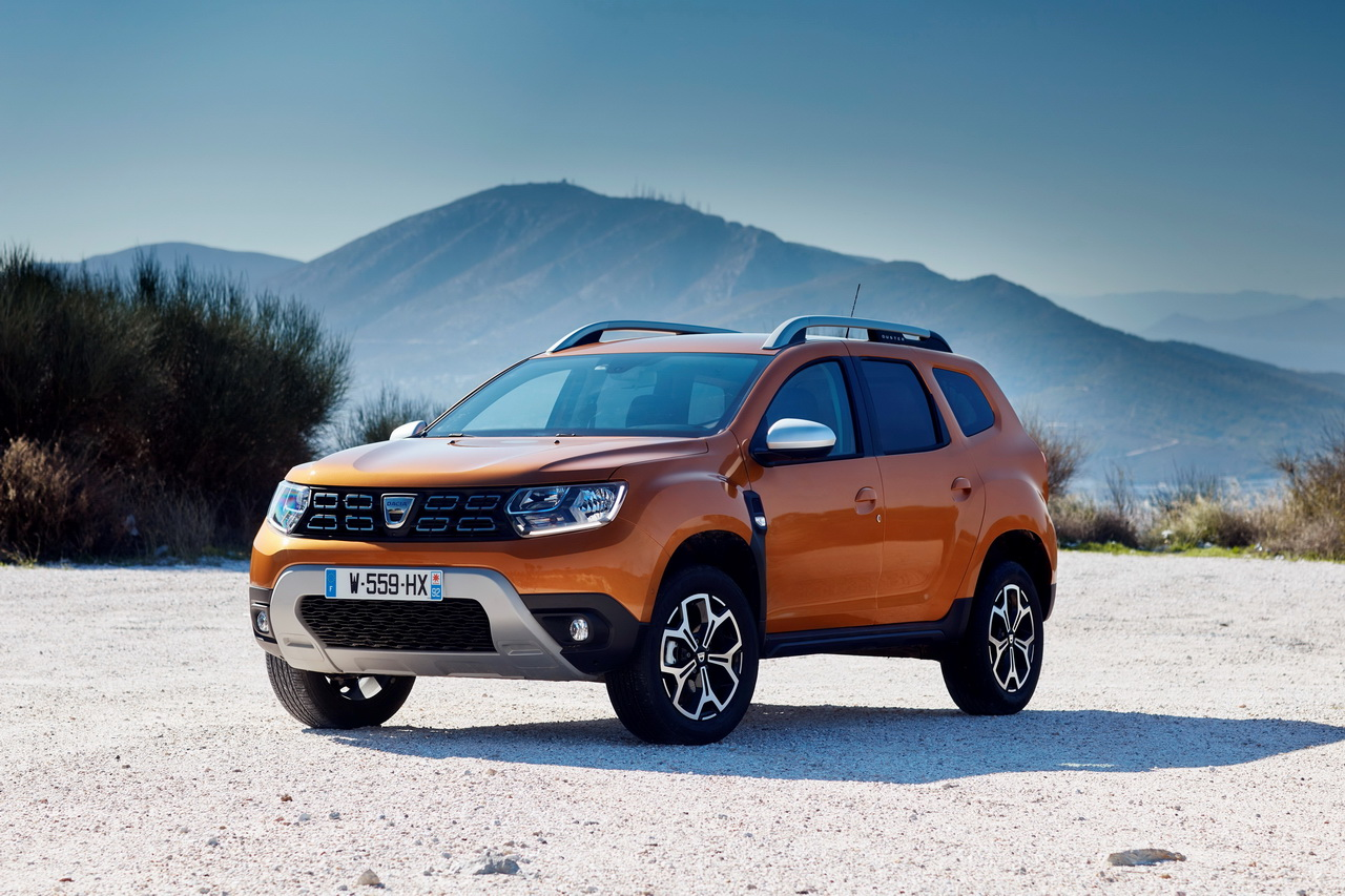 dacia duster 2018 toutes les fiches techniques du nouveau duster 2 dacia auto evasion. Black Bedroom Furniture Sets. Home Design Ideas