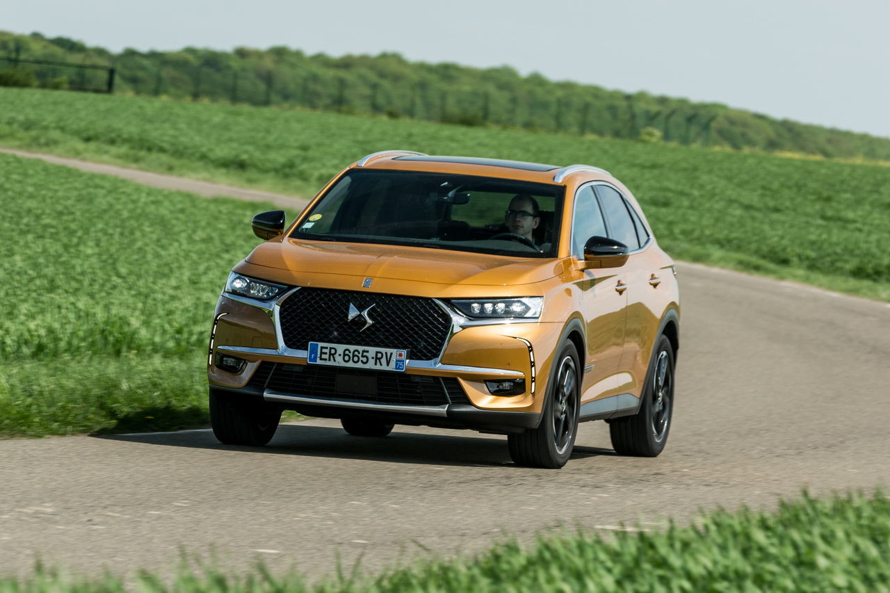 essai comparatif le ds7 crossback affronte le renault espace 5 photo 9 l 39 argus. Black Bedroom Furniture Sets. Home Design Ideas