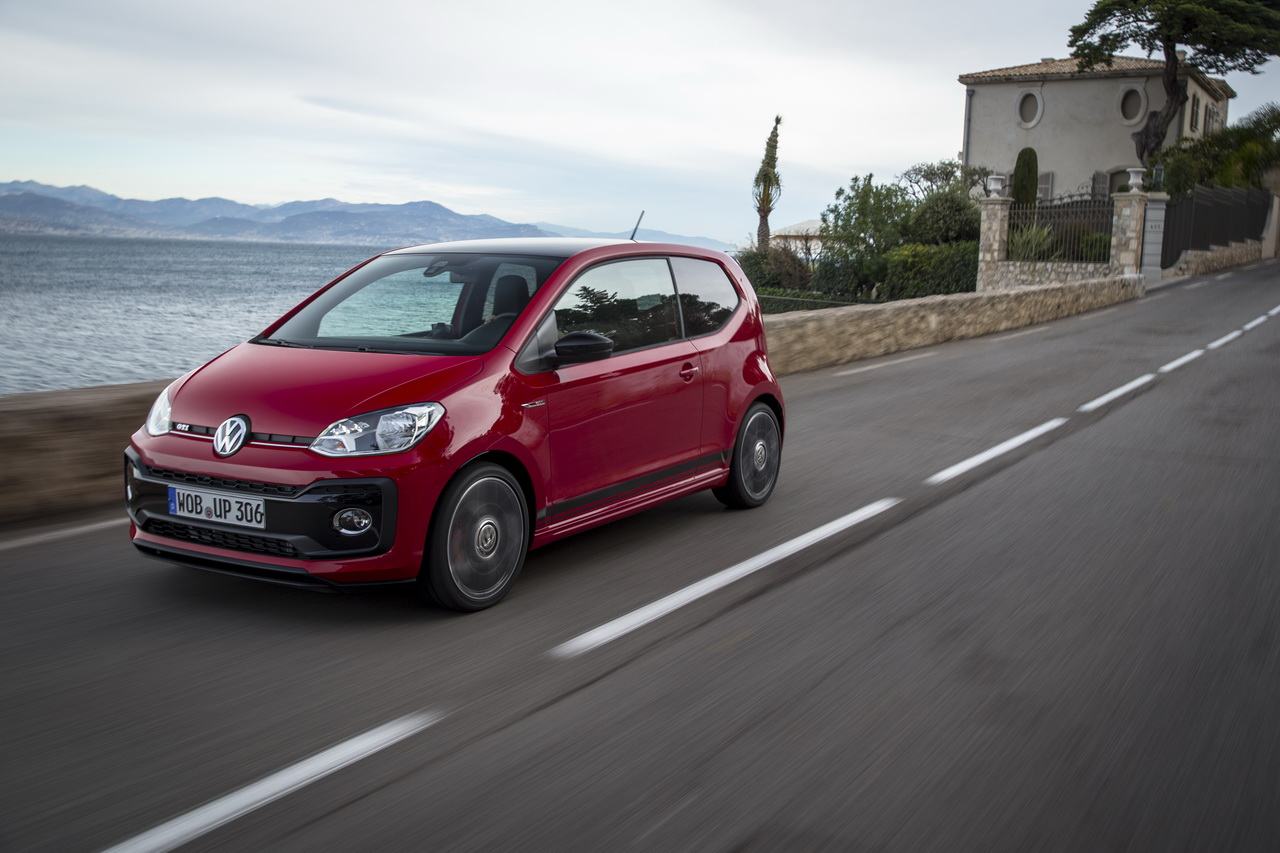 essai volkswagen up gti 2018 notre avis sur la nouvelle petite gti photo 35 l 39 argus. Black Bedroom Furniture Sets. Home Design Ideas