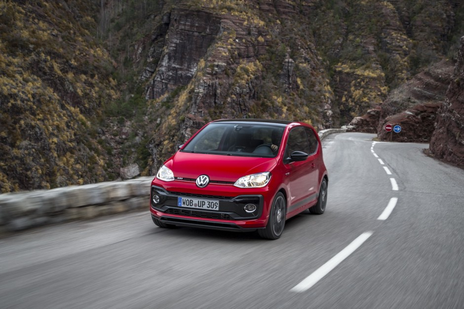 essai volkswagen up gti 2018 notre avis sur la nouvelle petite gti photo 40 l 39 argus. Black Bedroom Furniture Sets. Home Design Ideas