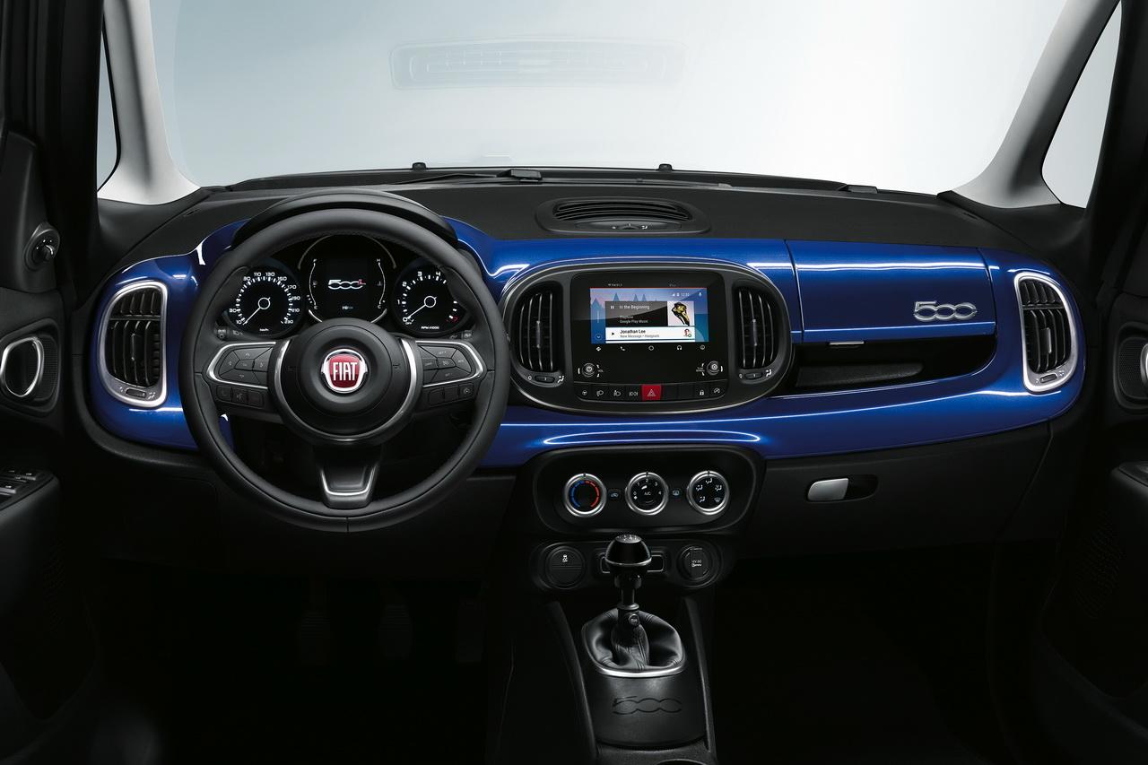 Fiat 500 Forum >> Fiat 500/500X/500L : nouvelle série spéciale Mirror en janvier 2018 - Photo #9 - L'argus