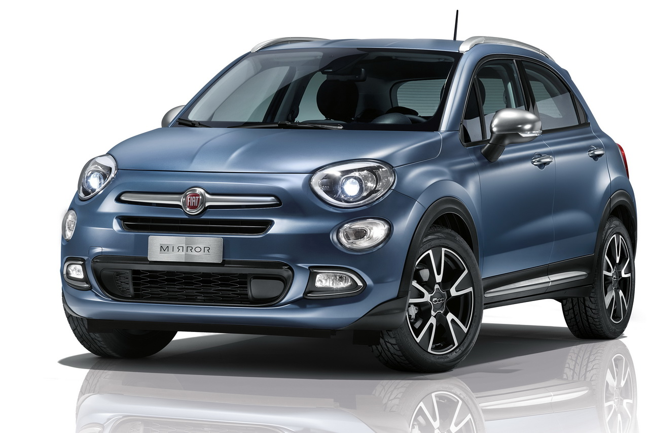fiat 500 500x 500l nouvelle s rie sp ciale mirror en janvier 2018 photo 6 l 39 argus. Black Bedroom Furniture Sets. Home Design Ideas