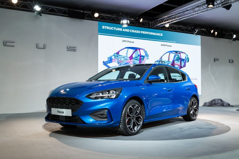 ford focus 2018 la nouvelle focus 4 en images photo 4 l 39 argus. Black Bedroom Furniture Sets. Home Design Ideas