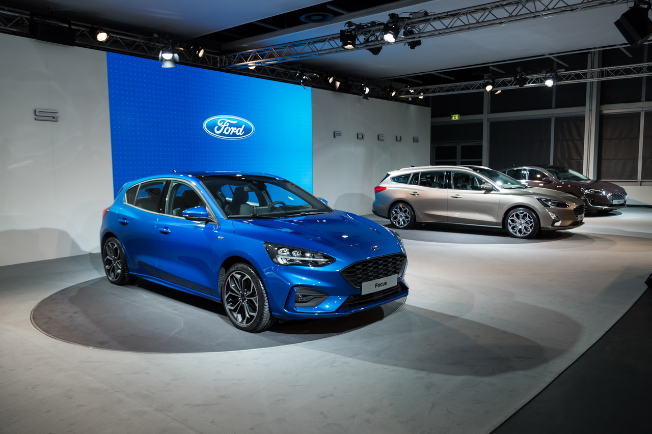 ford focus 2018 la nouvelle focus 4 en images photo 3 l 39 argus. Black Bedroom Furniture Sets. Home Design Ideas