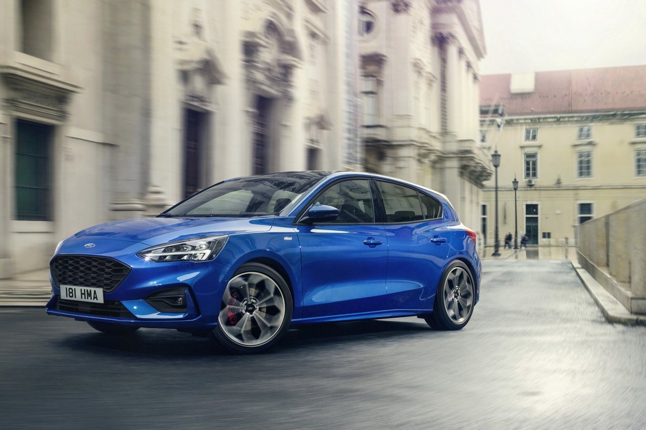 ford focus 2018 la nouvelle focus 4 en images photo 22 l 39 argus. Black Bedroom Furniture Sets. Home Design Ideas