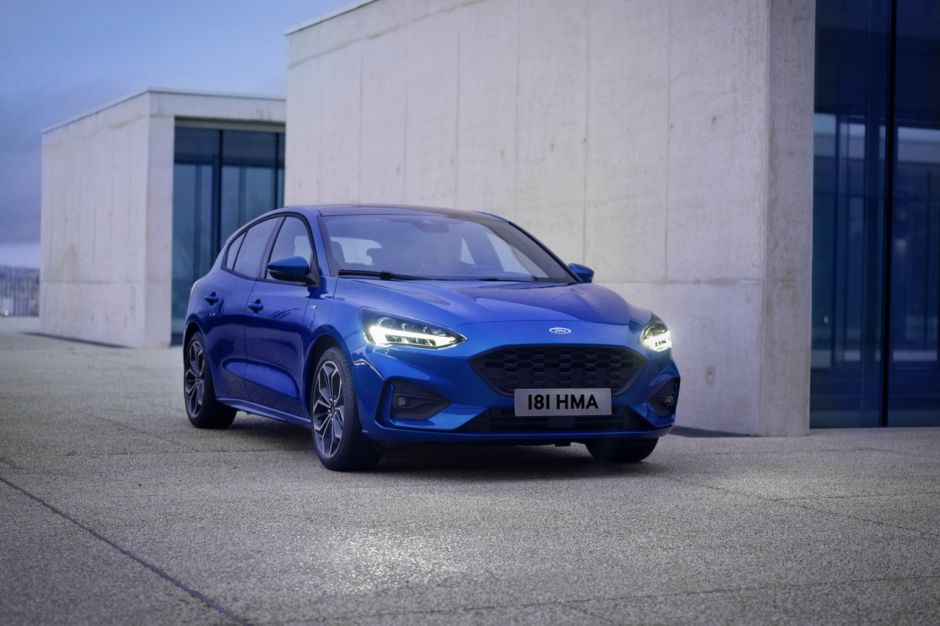 ford focus 2018 la nouvelle focus 4 en images photo 38 l 39 argus. Black Bedroom Furniture Sets. Home Design Ideas