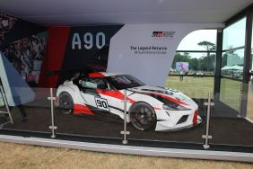 Toyota Supra Goodwood 2018