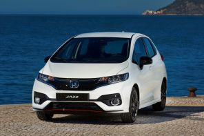 honda jazz dynamic 2018