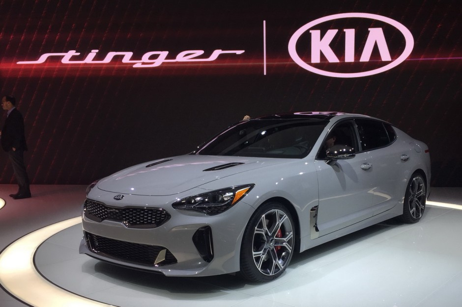 kia stinger notre avis sur le coup 5 portes de kia en images photo 20 l 39 argus. Black Bedroom Furniture Sets. Home Design Ideas