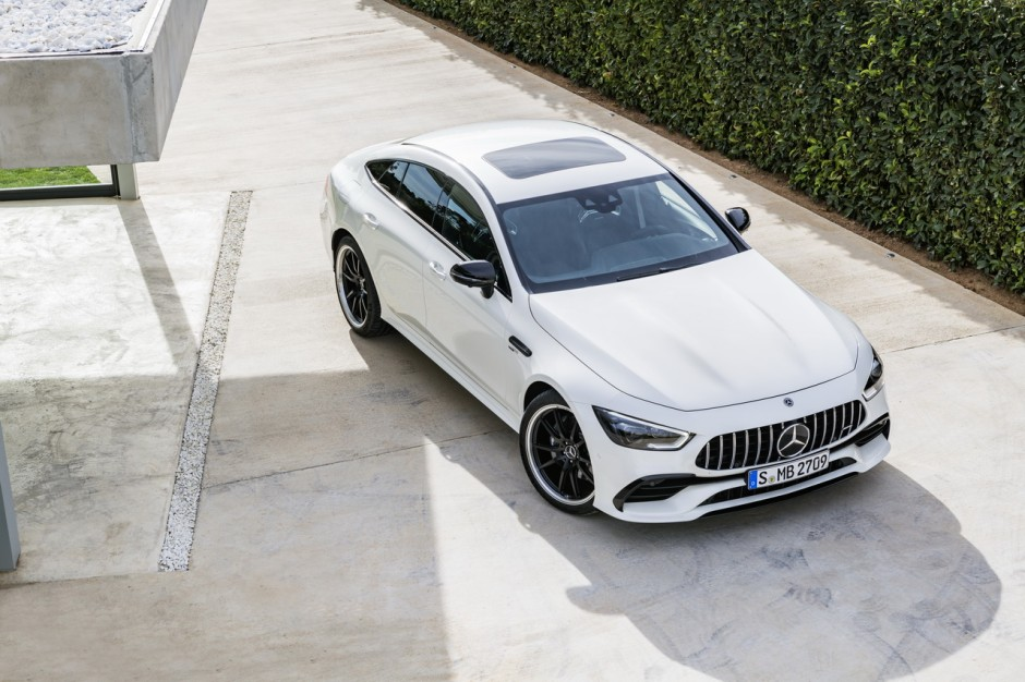 mercedes amg gt 4 portes les secrets de la nouvelle amg gt photo 40 l 39 argus. Black Bedroom Furniture Sets. Home Design Ideas