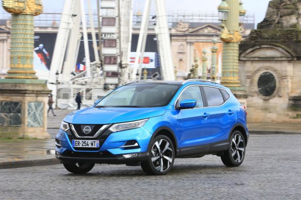 Nissan Qashqai Drive Edition 2018 : une série spéciale ...