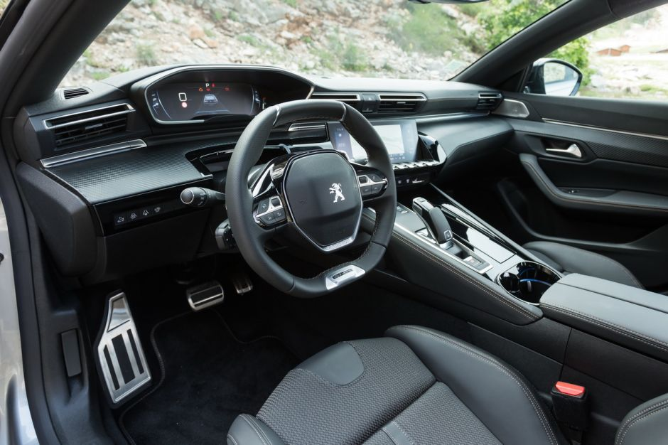 Camaro Vs Mustang >> Essai Peugeot 508 (2018) vs Renault Talisman : le choc des françaises - Photo #38 - L'argus
