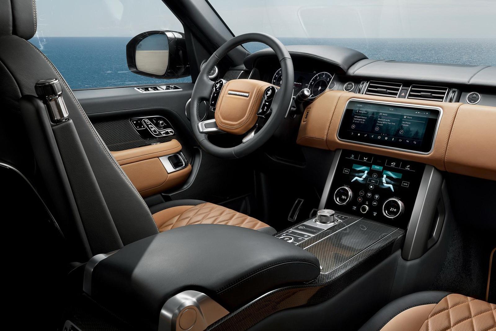 Range Rover 2018 Infos Prix Tout Sur Le Nouveau Range