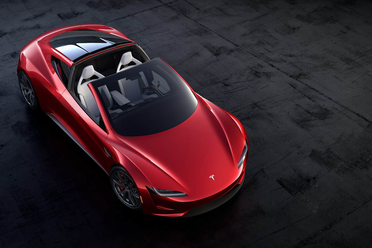 tesla roadster 2 infos performances tout sur le. Black Bedroom Furniture Sets. Home Design Ideas