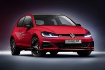 volkswagen golf gti tcr rouge