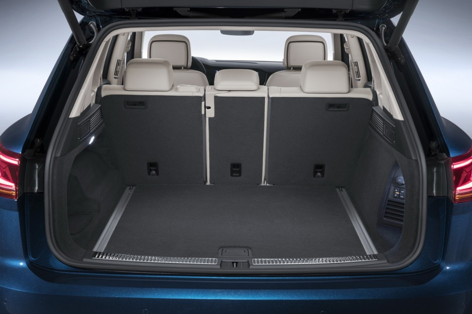 volkswagen touareg 2018 le nouveau suv volkswagen en images photo 16 l 39 argus. Black Bedroom Furniture Sets. Home Design Ideas