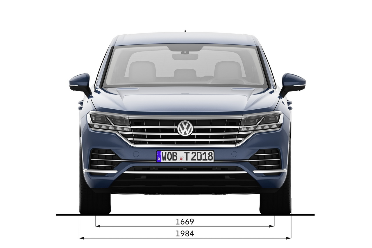 vokswagen touareg 2018 infos et premier avis sur le nouveau touareg photo 44 l 39 argus. Black Bedroom Furniture Sets. Home Design Ideas
