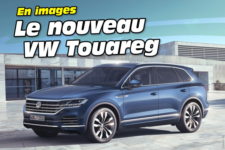 volkswagen touareg 2018 le nouveau suv volkswagen en images nouveau volkswagen touareg 2018. Black Bedroom Furniture Sets. Home Design Ideas