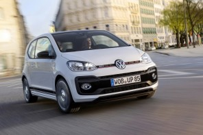 Volkswagen Up GTI Concept