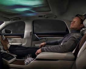 Volvo S90 Ambiance Concept
