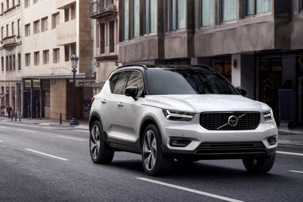 volvo xc40 2018 prix moteurs photos les infos officielles l 39 argus. Black Bedroom Furniture Sets. Home Design Ideas