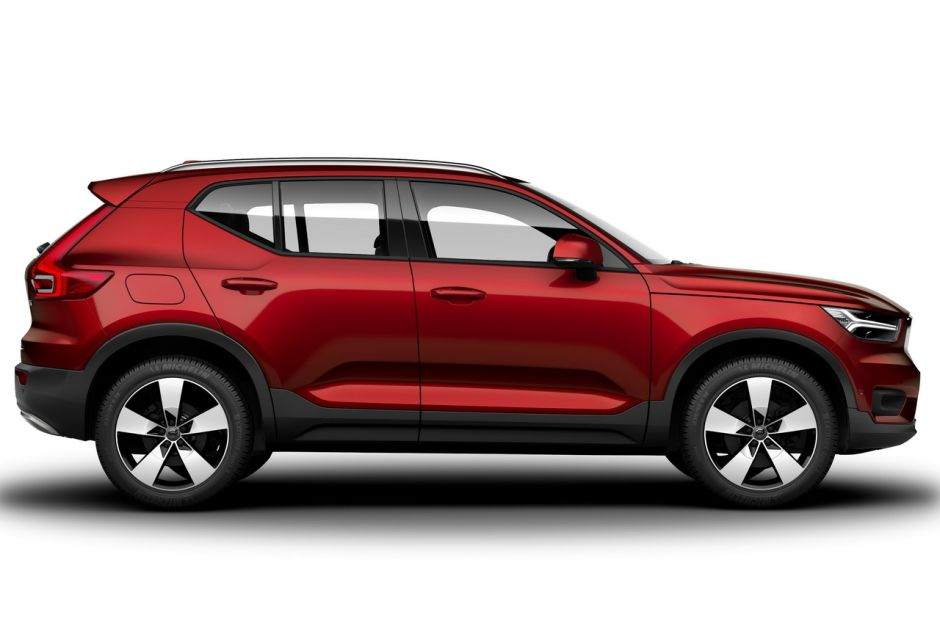 volvo xc40 2018 prix moteurs photos les infos officielles photo 25 l 39 argus. Black Bedroom Furniture Sets. Home Design Ideas