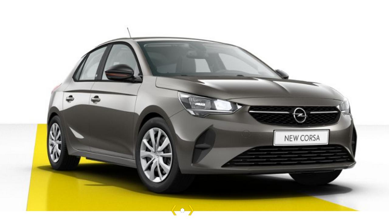Opel corsa 2020 prix
