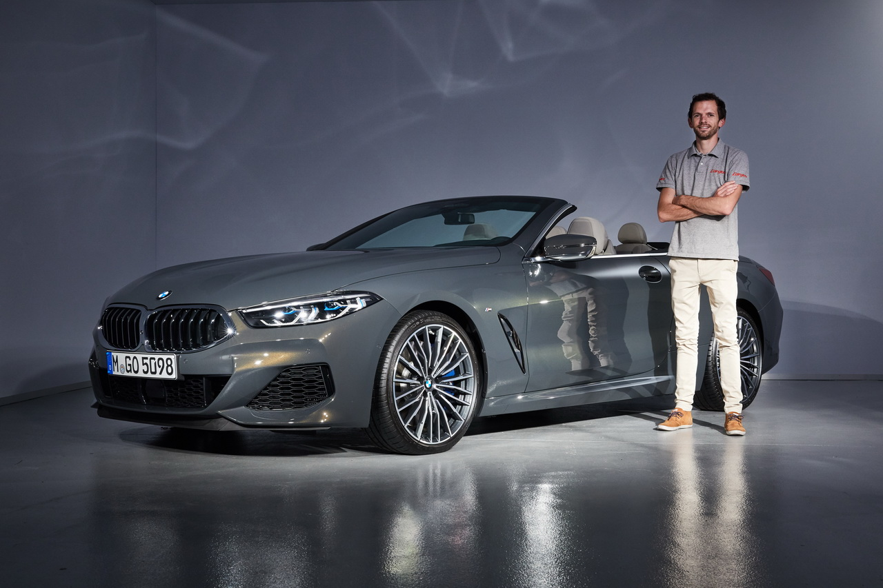 Bmw 8 Series Convertible 2019 The Argus Already On Board