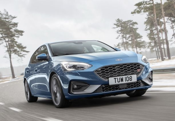 ford focus ST 2019 2.3 ecoboost 280 ch
