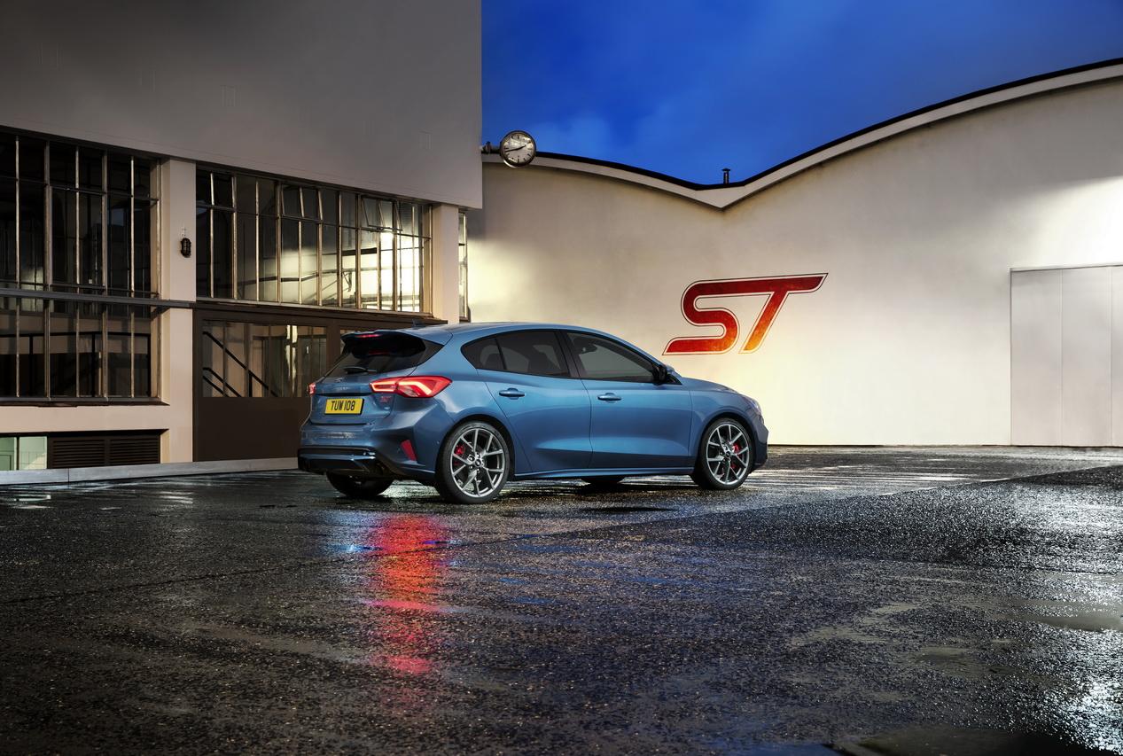 prix ford focus st 2019 les tarifs de la plus sportive des focus photo 4 l 39 argus