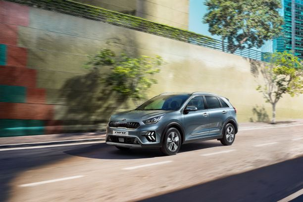 kia niro 2019 les versions hybride et hybride plug in voluent l 39 argus. Black Bedroom Furniture Sets. Home Design Ideas