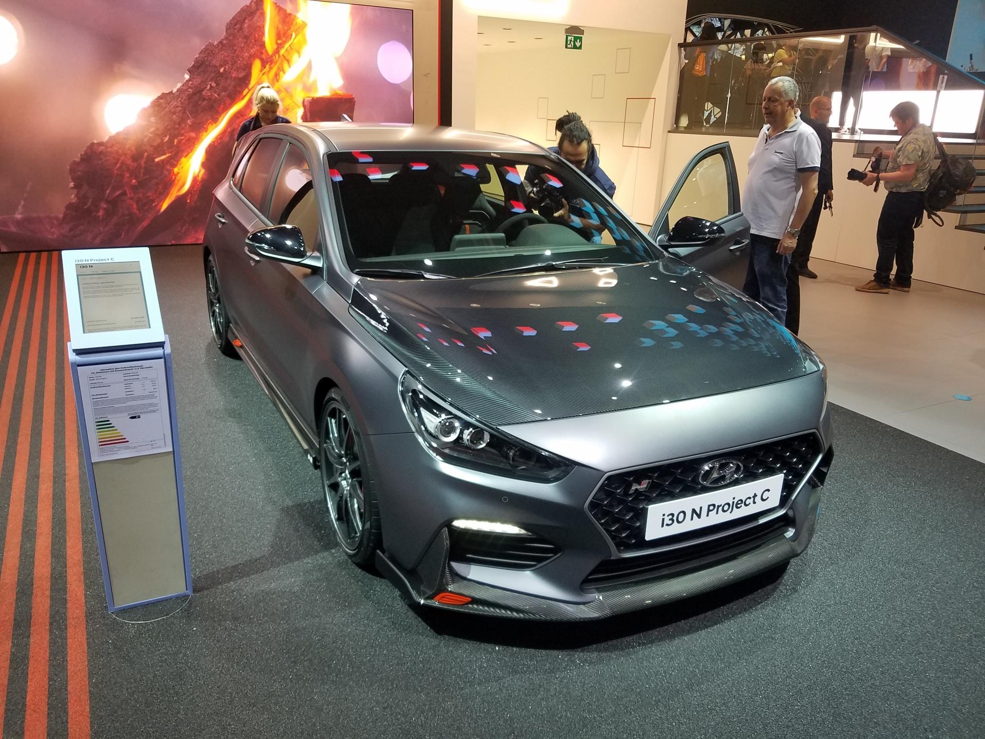 Hyundai i30 N Project C : uniquement pour l'Allemagne