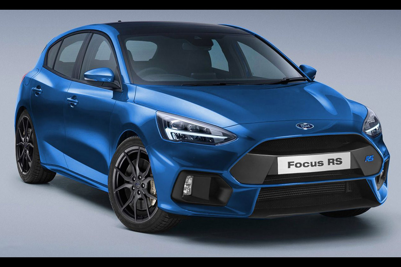 ford focus 4 rs 400 ch pour la future version rs photo. Black Bedroom Furniture Sets. Home Design Ideas