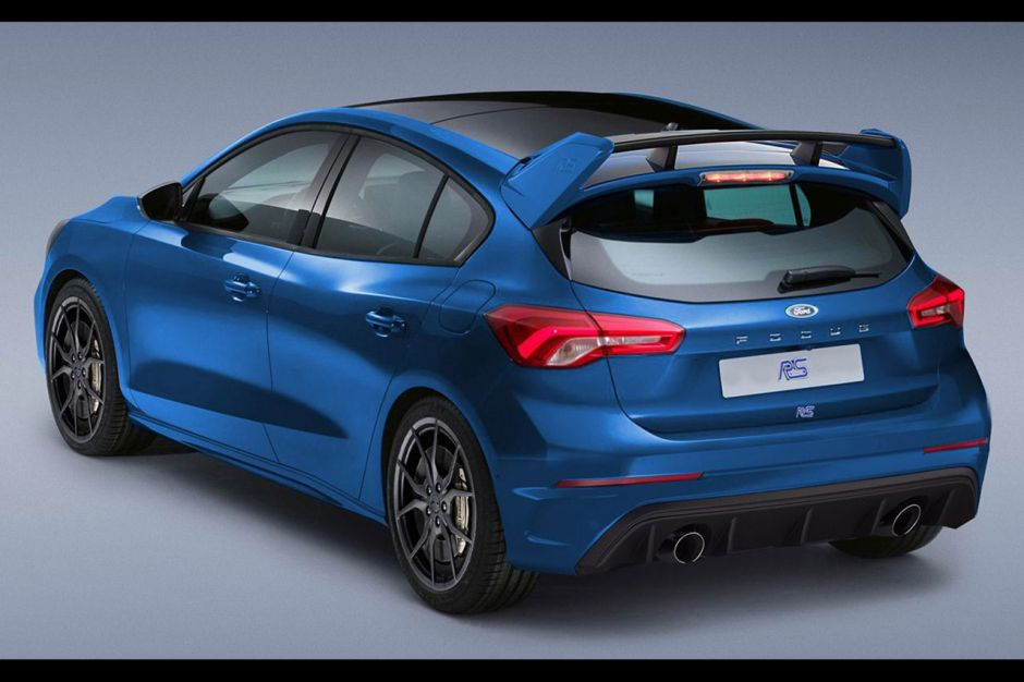 ford focus 4 rs 400 ch pour la future version rs photo 3 l 39 argus. Black Bedroom Furniture Sets. Home Design Ideas