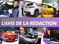 Peugeot 208 vs Renault Clio 5 : la rédaction refait le match