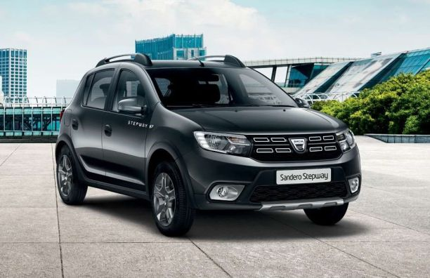dacia sandero 2018 une nouvelle s rie limit e urban stepway l 39 argus. Black Bedroom Furniture Sets. Home Design Ideas
