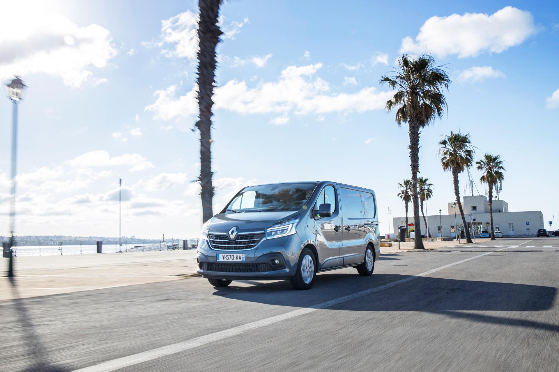 Version Automatique L'argus Trafic En » Le Renault « 0wOPkn